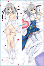 Anime Girl Dakimakura Airi Bahamut Chronicle Hugging Pillowcase/cover 150cm USA
