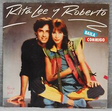 RITA LEE Y ROBERTO - BAILA CONMIGO - VINILO SINGLE