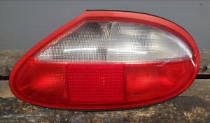 97-00 Jaguar XK8 XKR X100 Rear Right Passenger Side Tail Brake Lens OEM