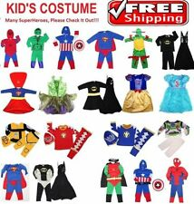 Superhero Dress Costumes for Girls