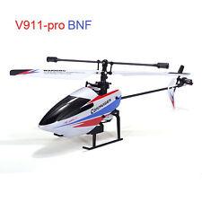 Brand New 2017 Original WLtoys V911-pro V911-V2 2.4G 4CH RC Helicopter BNF HOT