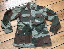 Custom Bush Jacket Brush Camo