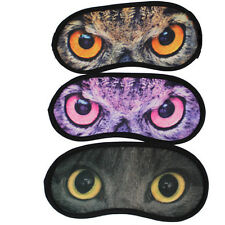 Best Eye Mask Travel Sleeping Eye Mask Sleep Aid Cover Cat Blindfold