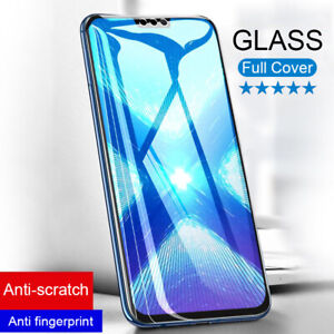 For Huawei Y6S Y9S Nova 6 7i V30 9 Full Coverage Tempered Glass Screen Protector