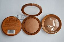 ROYAL COSMETIC CONNECTIONS BRONZING COMPACT PRESSED POWDER FREE FAST P&P 12.5G