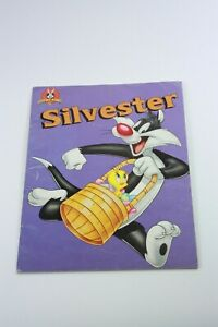SYLVESTER THE CAT Turkish Comic Book 1990s Ultra Rare LOONEY TUNES Tweety