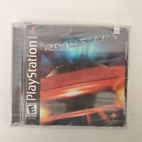 Roadsters - Sony Playstation 1 PS1 Brand New Factory Sealed NIB Rare Hanging Tab