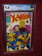 Uncanny X-Men #275 CGC 9.8