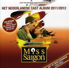 Various Artists, Miss Saigon - Miss Saigon [New CD] Holland - Import