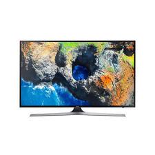 Televisores Samsung color principal negro con anuncio de conjunto