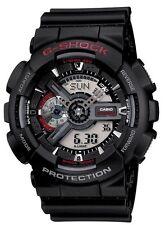Casio G Shock *GA110-1A Anadigi XL Red Matte Black Gshock Watch COD PayPal