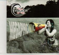 (DI601) Megaphonic, The Cheek Of Her - 2012 DJ CD