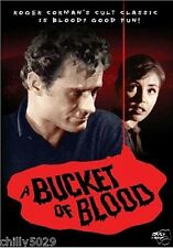 A Bucket of Blood (DVD, 2005) New