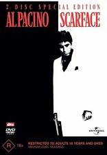 Scarface Special Edition DVD, 2004 2-Disc Set Al Pacino