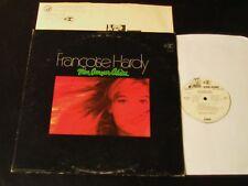 Francoise Hardy - Mon Amour Adieu - ORIGINAL 1969 U.S. PROMO F LP - CLEAN!