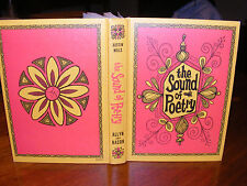 Vintage The Sound of Poetry Mary Austin Queenie Mills 1963 Allyn & Bacon