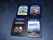 Touch My Katamari. Little Deviants. Modnation Racers. Ben 10 Galactic Ra PS Vita