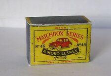 Repro Box Matchbox 1:75 Nr.46 Morris Minor 1000