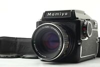 [MINT] MAMIYA M645 Medium Format Film Camera Sekor C 80mm F2.8 Lens from JAPAN