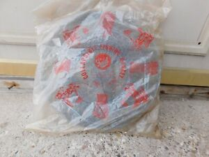 VINTAGE FRABILL WIRE MESH COLLAPSIBLE FISH BASKET STILL IN PACKAGE