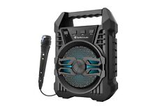 🔥Fully Powered 700 Watts Bluetooth Portable Multimedia Speaker+FREE Microphone