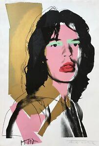 Andy Warhol Poster SKU 37782