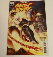 Ghost Rider #6 Yoon Spider-Woman Variant Marvel Comics Comic Book 2020