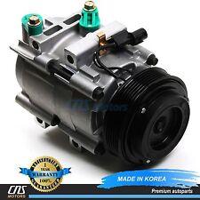 NEW A/C AC Compressor w/ Clutch 58119 HS18 Fits 02-05 Kia Sedona 3.5L DOHC V6