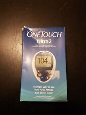 """One Touch Ultra 2 Meter kit **Brand New"""""""