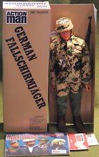 vintage action man 40th anniversary german para eagle eye boxed