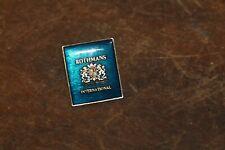 Vintage Enameled Pin Rothmans International Cigarettes