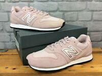 NEW BALANCE 996 LADIES UK 7 EU 40.5 PINK, METALLIC PINK SUEDE TRAINERS RRP £85