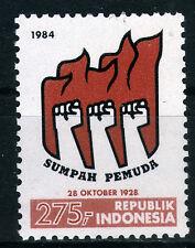 Indonesien 1158 **, Schwur der Jugend