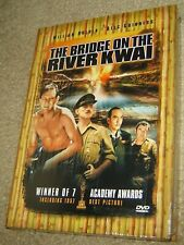 The Bridge on the River Kwai (Dvd, 2000, 2-Disc Set), New And Sealed, A Classic!