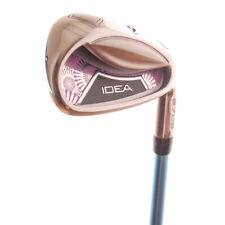 New Adams Idea A7OS Purple 9-Iron Aldila 45 Ladies Flex Graphite RH
