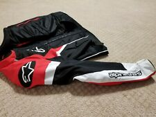 Alpinestars T-GP Plus R V2 Air Jacket Black/White/Red Medium