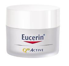 Eucerin Q10 Active Crema antirughe viso pelle sensibile 50ml