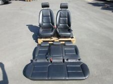AUDI A3 SPORTBACK (8PA) 2.0 TDI Innenausstattung Leder Sitze schwarz