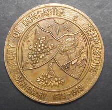 Australia 1975 City of Doncaster & Templestowe Centenary medallion