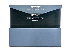 Paul Costelloe Flat Folding Collapsible Glasses Case Sleeve Pouch Sun Reading