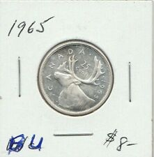 Canada 1965 25 Cents