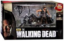 The Walking Dead AMC TV Daryl Dixon & Chopper Deluxe Action Figure Set