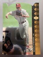 1994 SP Die-cut Kevin Stocker #139 Philadelphia Phillies Rare SP Insert