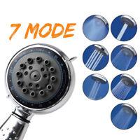 Water Saving Bathroom Sprinkler High Pressure Spray Handheld Shower Head