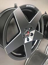 18 Zoll Borbet A Alu Felgen für Audi A3 S3 TT Skoda Octavia Superb Leon Cupra RS