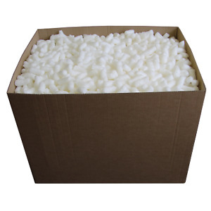 "9x6x6"" Box Biodegradable Loose Fill Packaging Peanuts Void Fill Small Parcel"