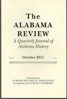 Alabama Review October 2011 Journal of Alabama History Creek Women/Camp Opelika