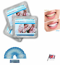 28 TEETH WHITENING STRIPS Best Rapid Whiter Home Advanced Easy White Bleaching..