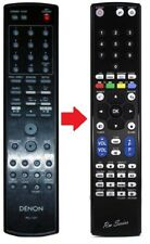 Replacement Denon Remote Control for d-m38 and d-m38dab