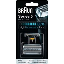Braun 51S Combi 51S 8000FC Activator Screen Foil and Cutter Blade